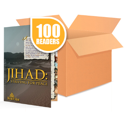 Picture of  Jihad: Striving for Peace Reader<br/>(box of 100)