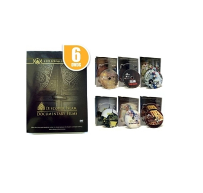 Picture of Discover Islam DVD Set