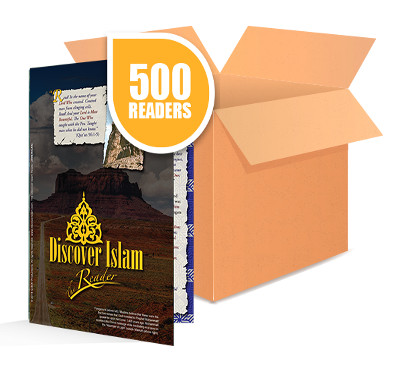 Picture of Discover Islam: The Reader<br/> (box of 500)