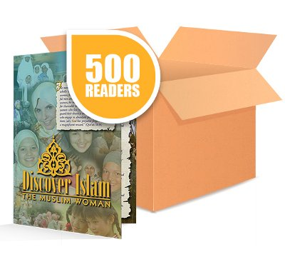 Picture of The Muslim Woman Reader<br/> (box of 500)