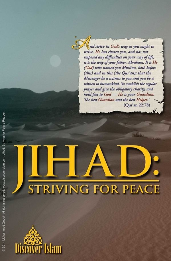 Picture of Jihad: Striving for Peace