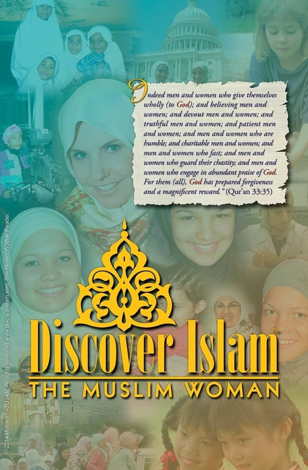 The Muslim Woman Reader | Discover Islam