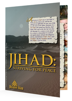 Picture for category Jihad: Striving For Peace