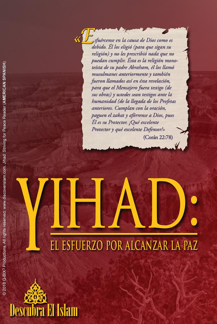 Picture of Jihad: Esforzarse Por La Paz